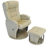 Manhattan Glider Chair BEIGE