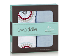Aden Anais Swaddle 2PACK FEATURED
