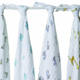 Aden Anais Swaddle 4PACK
