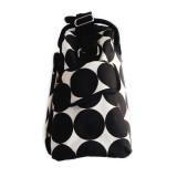 Bebe Chic Diaper Bag DOTS BOWLING BAG
