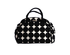 Bebe Chic Diaper Bag DOTS BOWLING BAG FEATURED