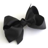 Large Boutique Bows BLACK