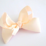 Large Boutique Bows NUDE