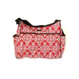Marquesa Diaper Bag RED