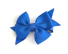 Petite Signature Bow ROYAL BLUE FEATURED
