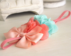 Rio Duo Bow PEACHES MINT FEATURED