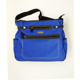 Spencer Diaper Bag BLUE
