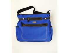 Spencer Diaper Bag BLUE FEATURED