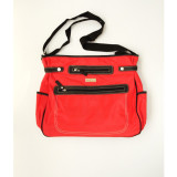 Spencer Diaper Bag RED