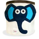 Storage Bin BLUE ELEPHANT