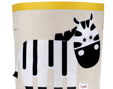 Storage Bin ZEBRA FEATURED