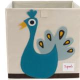 Storage Box PEACOCK