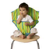 TotSeat LIME STRIPE