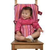 TotSeat PINK STRIPE