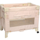 Arm Reach Co-Sleeper MINI NATURAL