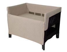 Arm Reach Co-Sleeper ORIGINAL BLACK TOFFEE FEATURED