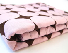 Blanket PINK DISCO DOT FEATURED