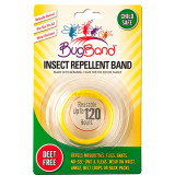 BugBand Insect Repelling Band YELLOW