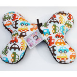 Butterfly Pillow BERMUDA CARS