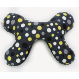 Butterfly Pillow GREY LOLLIDOT