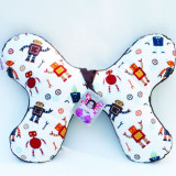 Butterfly Pillow ROBOT FACTORY