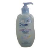 Dnee Body Wash BLUE BOTTLE