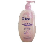 Dnee Body Wash PINK BOTTLE FEATURED