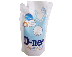 Dnee Liquid Detergent LOVELY SKY POUCH FEATURED