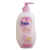 Dnee Milk Bath PINK BOTTLE