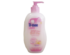 Dnee Milk Bath PINK BOTTLE FEATURED