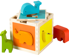 Dwell ZOOSHAPE SORTER 01 FEATURED