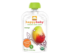 Happy Baby FRESH MANGO STAGE 1 FEATURED