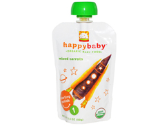Happy Baby MIXED CARROTS STAGE 1 FEATURED