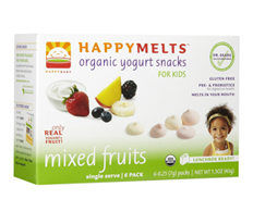 Happy Baby MIXED FRUITS FEATURED