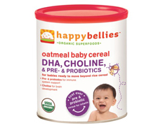 Happy Baby OATMEAL BELLIES FEATURED