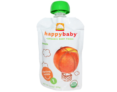 Happy Baby PEACH STAGE 1 FEATURED
