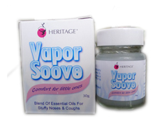 Heritage VAPOR SOOVE FEATURED