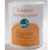 Next9 BAMBOO DIAPER LINERS