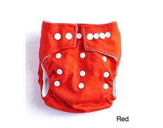 Next9 Cloth Diaper RED FEATURED