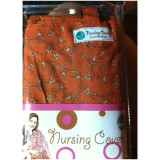 Next9 Nursing Cover ORANGE VINES