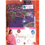 Next9 Nursing Cover PEACOCK