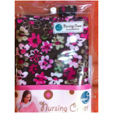 Next9 Nursing Cover PINK FLOWERS