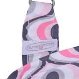 Nursing Cover and Pouch Set PINK LAVA
