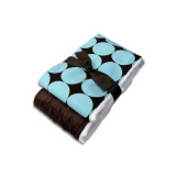 Spinkie Essential Burp Cloth BLUE DISCO DOT