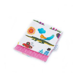 Spinkie Essential Burp Cloth JUICY JUNGLE