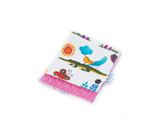 Spinkie Essential Burp Cloth JUICY JUNGLE FEATURED