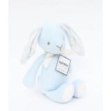 The Bitbit Rabbit POLAR FLEECE LIGHT BLUE