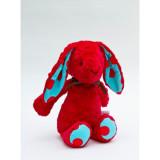 The Bitbit Rabbit RED AND AQUA