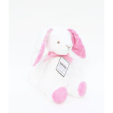 The Bitbit Rabbit WHITE AND PINK