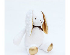 The Bitbit Rabbit WHITE LUXE FEATURED